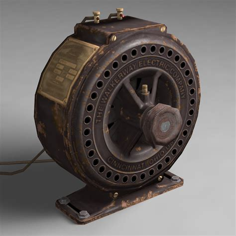 Vintage Electric Motor by Vintage Electric Motor Opengameart Org