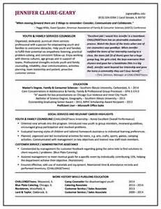 social work resume cover letter sle resume new