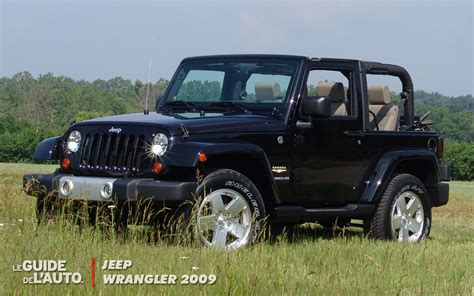 Jeep Wrangler 2008 Wallpapers 2008 Jeep Wrangler The Car Guide