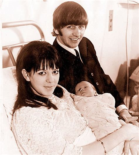 ringo starr kids the beatles as dads