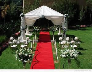 d 233 coration jardin mariage