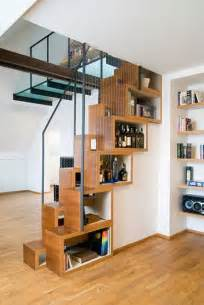 treppe platzsparend space saving stairs small space