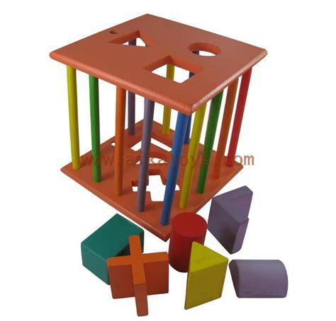 Mainan Edukasi Anak Sangkar Geometri Warna aika toys mainan edukatif sangkar sortasi jual mainan edukasi murah