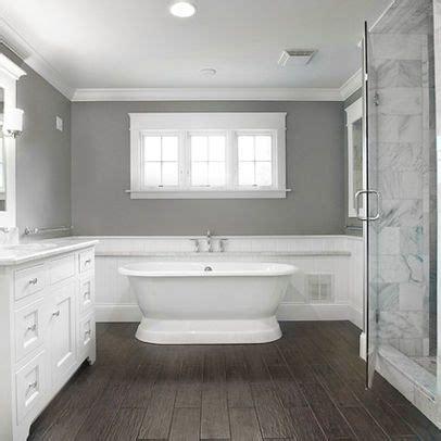 wood tile bathrooms ideas  pinterest wood floor bathroom wood tile bathroom floor