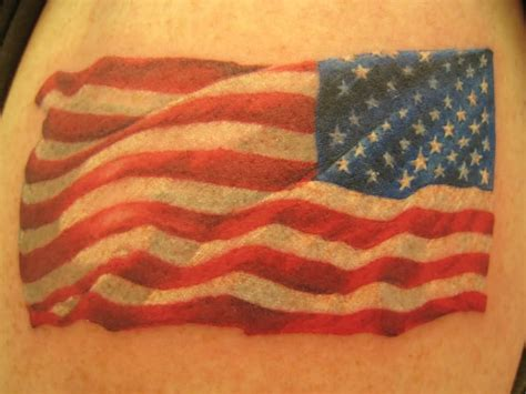usa tattoo 50 best flag tattoos