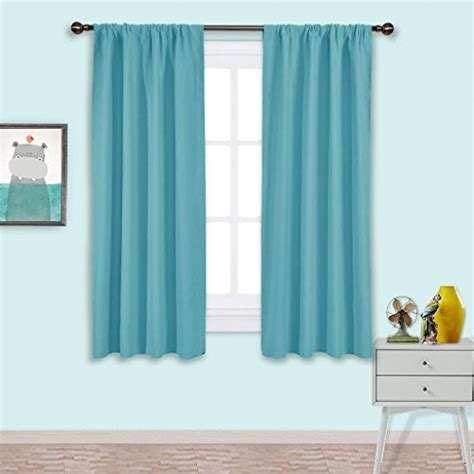hypoallergenic curtains nicetown nicetown blackout petit nicetown kitchen blackout