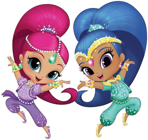 Images Shimmer And Shine shimmer and shine coloring pages con shimmer and shine