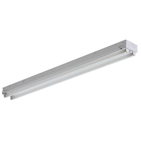 Fluorescent Lights At Home Depot by Lithonia Lighting C 2 40 120 Mbe 2inko 2 Light Flushmount
