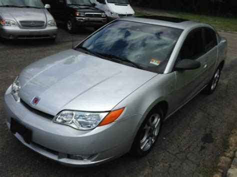 2004 saturn ion transmission problems buy used saturn ion 2004 level 3 in elkhart indiana