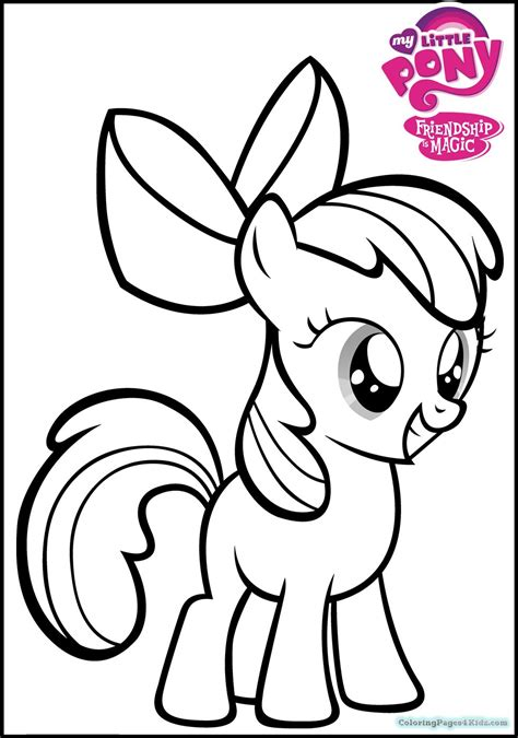 mlp coloring book review my pony apple bloom coloring pages coloring pages