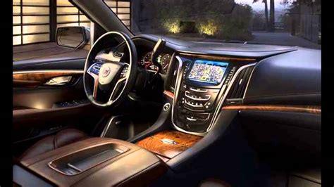 2016 Cadillac Escalade Interior