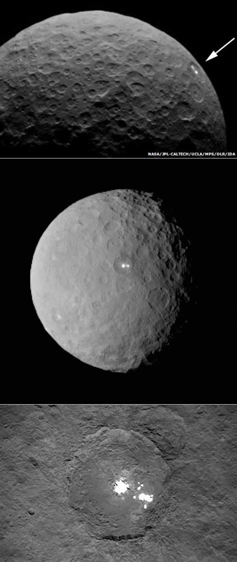 Bright Spot on Ceres and 5 More Interesting Facts About