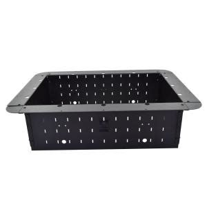 square pit insert home depot firebuggz 36 in x 24 in rectangle pit insert fb01