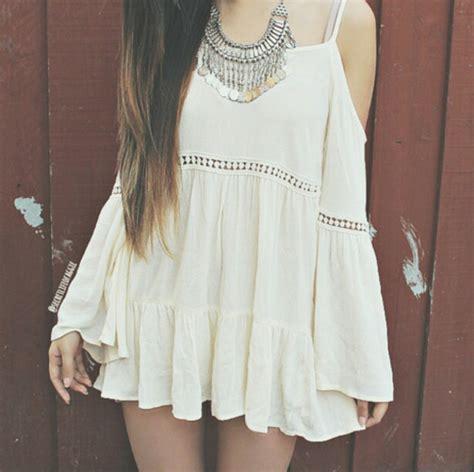 white lace dress on tumblr dress lace dress tumblr dress summer dress white dress