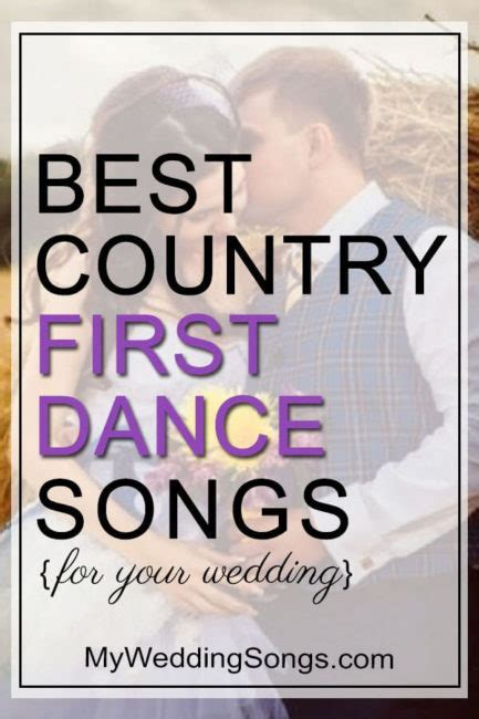 Best Country First Dance Songs To Tip Your Cowboy Hat To