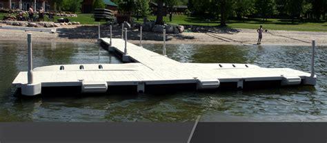 floating commercial boat docks wave armor dock hewitt