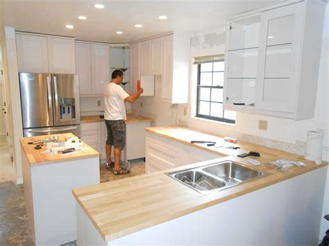 Kitchen Cabinets Reface Or Replace by Average Cost Of Kitchen Cabinets Installed Mf Cabinets