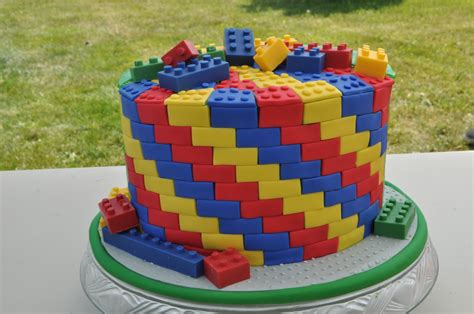 Home Decorating Party by Peach Of Cake Lego Birthday Cake