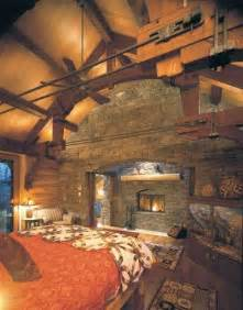 Home Cabin Decor by Taking Logs To New Heights Cabin Decor Ideas Howstuffworks