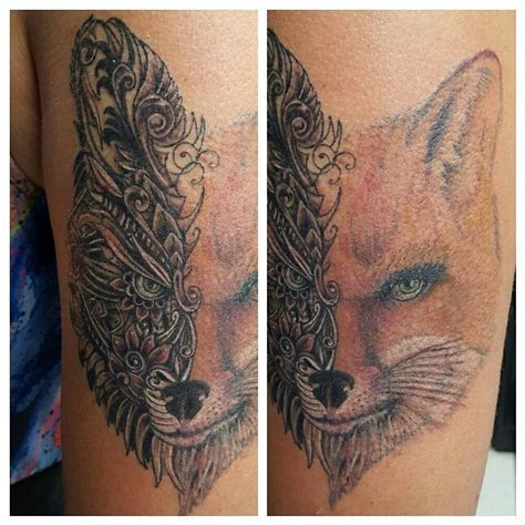 tattoo fixers wolf 17 best images about nick s tattoos arsnick art tattoo on