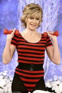 7 Reasons Fonda Looks At 73 by Nakita Fonda One Week Workout Program