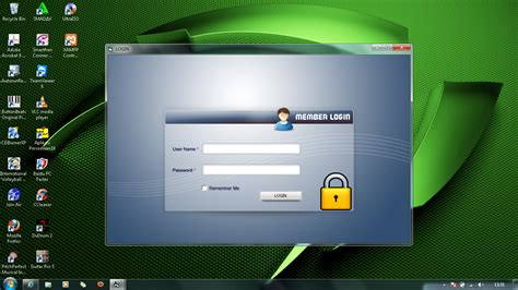 membuat form login dengan vb dan access cara membuat form login di visual basic 6 0 dan ms access
