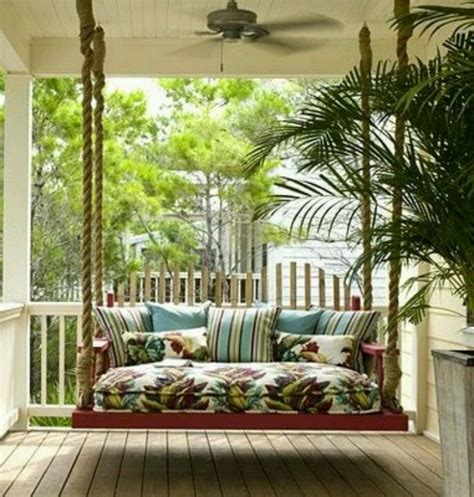 Porch Swing Porch Pinterest