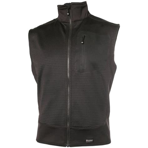 Grid Vest S Blackhawk 174 Grid Fleece Vest 187731 Insulated