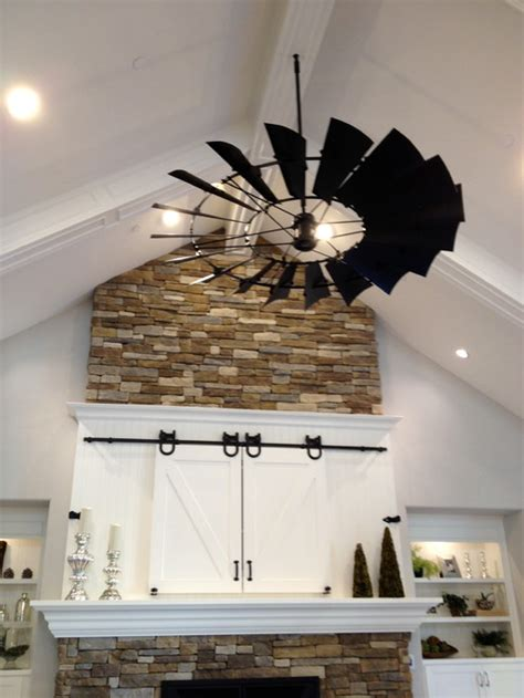 windmill ceiling fan - Windmill Fan