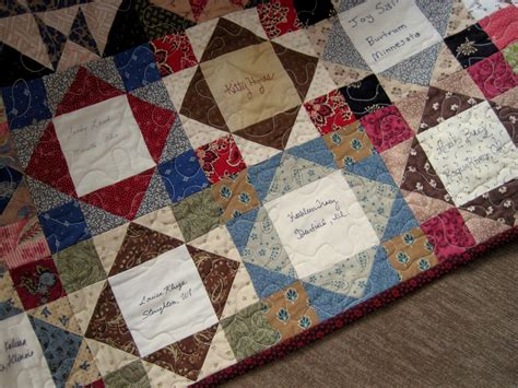 Friendship Quilt Patterns by A Sentimental Quilter Friendship Quilts