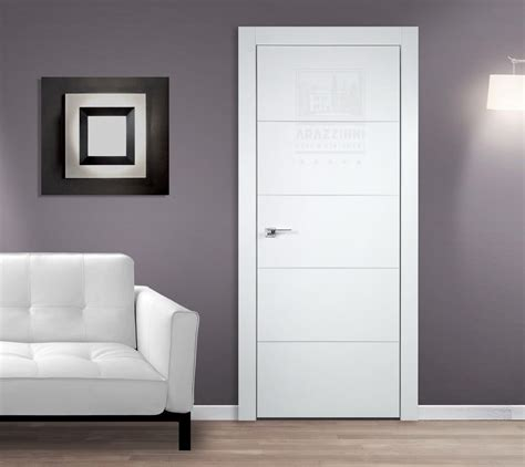 modern contemporary interior doors arazzinni smartpro 4h polar white modern interior door
