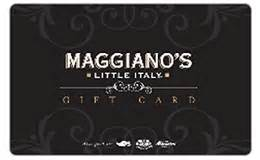 Maggianos Gift Cards - maggiano s little italy gift card gift cards gift certificates icard gift cards