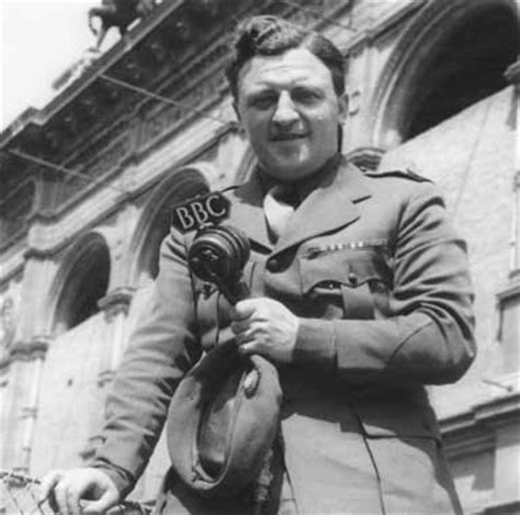 richard dimbleby reporting war 1944 5 action