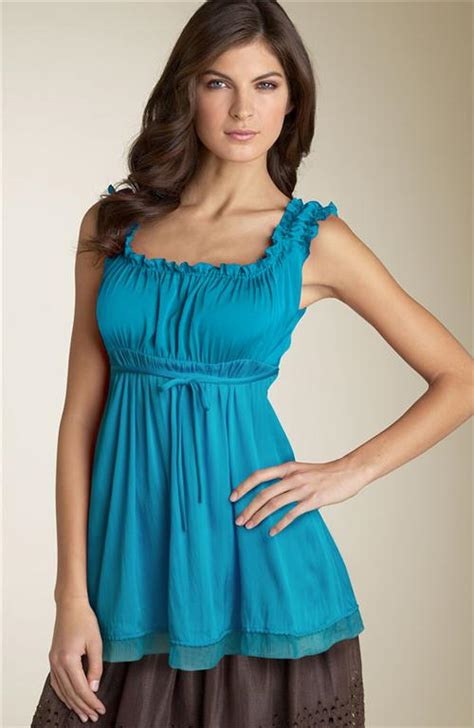 Venetta Blouse Limited elie tahari aqua turquoise blue blouse top tank nwt large 198 00 ebay