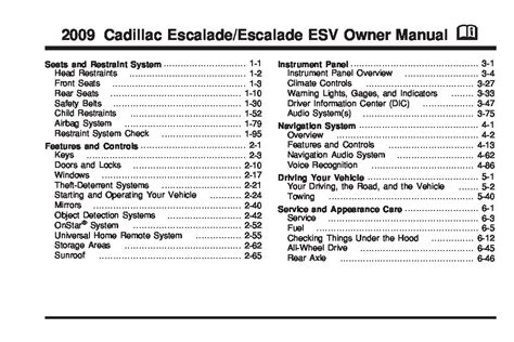 auto repair manual online 2009 cadillac escalade instrument cluster service manual 2010 cadillac escalade factory service manual service manual 2010 cadillac