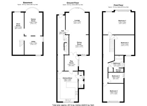 estate agent floor plans house plans for estate agents house plans