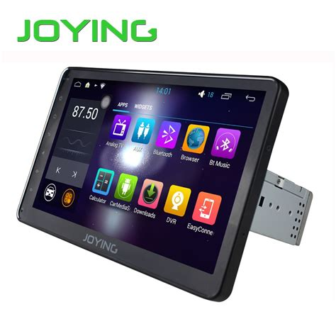 android stereo 2016 android car stereo single 1din auto radio hd 1024 600 gps radio 10 1 inch screen