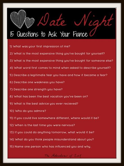 Or Question To Ask Your Boyfriend Date Questions Ideas On Date Questions Date Nights