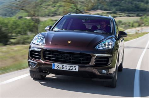 porsche cayenne 2015 2015 porsche cayenne reviews and rating motor trend