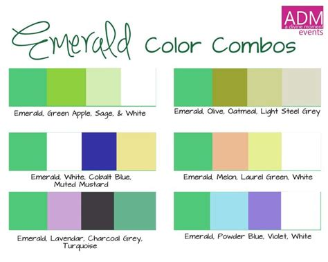 colors that go with emerald green 1000 images about emerald green color inspiration on