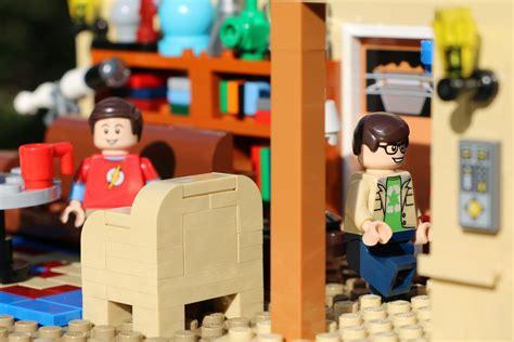 big bang theory lego ideas lego ideas quot the big bang theory quot review des nerdigen wg