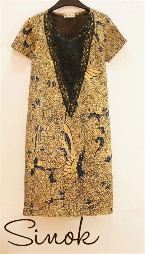 Dress Crepe Batik by Best 25 Batik Fashion Ideas On Blouse Batik