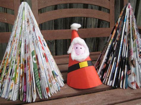 como adornar un arbol de navidad de papel 5 225 rboles de navidad de papel f 225 ciles de hacer pequeocio