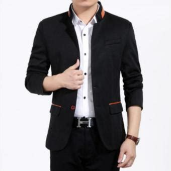 Blazer Pria Jas Pria Grey Stylish harga jas pria murah warna abu abu best quality pricenia