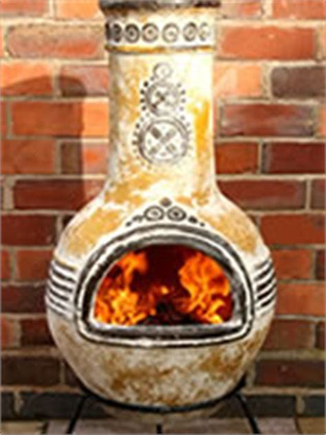 chiminea lava rocks large azteca yellow mexican clay chimenea fireplace with