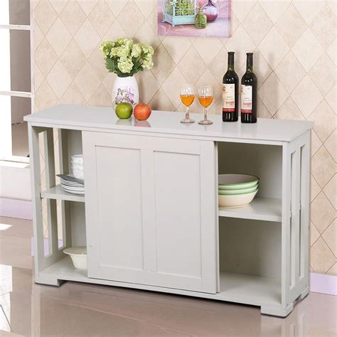 kitchen sideboard cabinet sideboards amusing white buffet cabinet white sideboard