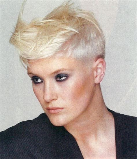 blonde edgy hairstyles blonde pixie haircut bing images short edgy hair style