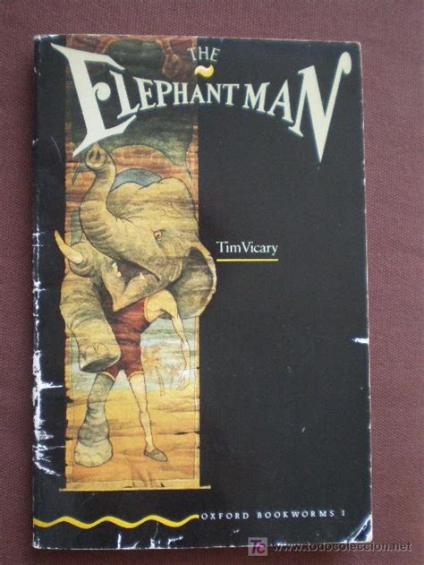 libro the elephant in my the elephant man tim vicary comprar en todocoleccion 10798751