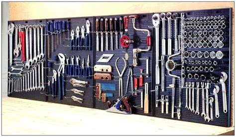 Garage Storage Ideas Tools Garage Storage Done Right