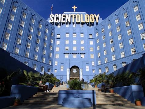 the church remini on with the church of scientology